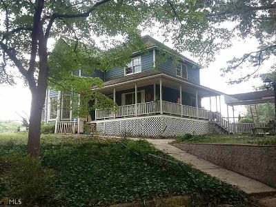 Fayette County Single Family Home Back On Market: 378 Morgan Mill