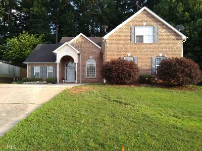 Jonesboro Single Family Home Back On Market: 1553 Ravens Run