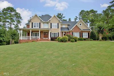 Peachtree City Single Family Home For Sale: 123 Farmington Dr