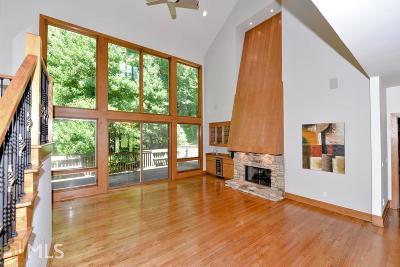 Fulton County Single Family Home For Sale: 5480 Errol Pl