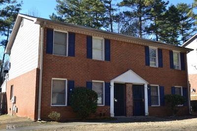 Dekalb County Multi Family Home For Sale: 5313 Ridge Forest