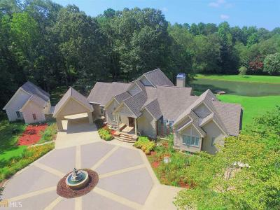 Coweta County Single Family Home For Sale: 4691 Lower Fayetteville Rd