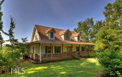 Blairsville Single Family Home Under Contract: 166 Nana And Papas Trl