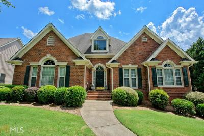 Douglasville Single Family Home For Sale: 4351 Chimney Hill Dr