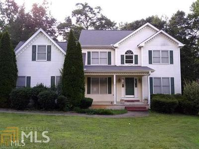 Winder Single Family Home For Sale: 272 Ryan Rd