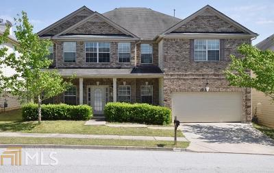 Lithonia Single Family Home For Sale: 3556 Cragstone Rd