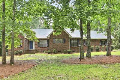 Sharpsburg Single Family Home For Sale: 4791 Highway 34 E