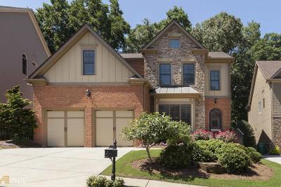 Smyrna Single Family Home For Sale: 1922 Sadler Dr