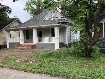 Fulton County Single Family Home For Sale: 1006 Lawton