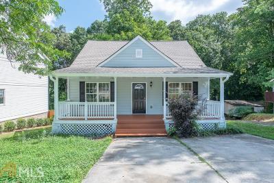 Norcross Single Family Home For Sale: 416 Nesbit St