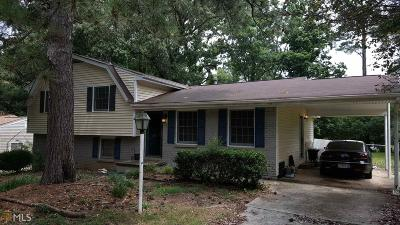Rex Single Family Home For Sale: 3012 Bretton Dr