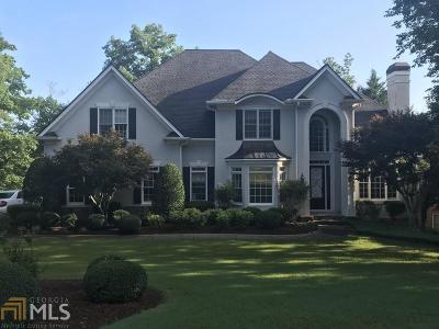 Alpharetta Single Family Home For Sale: 9075 Nesbit Lakes Dr