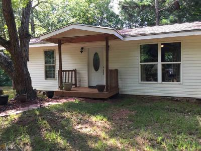 Habersham County Single Family Home Under Contract: 531 Walden St