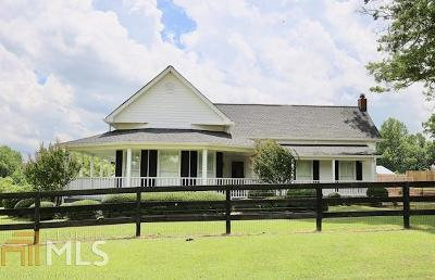Paulding County Single Family Home Under Contract: 992 Pine Shadows Dr