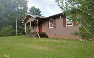 Hiawassee Single Family Home For Sale: 1419 Owl Creek Rd
