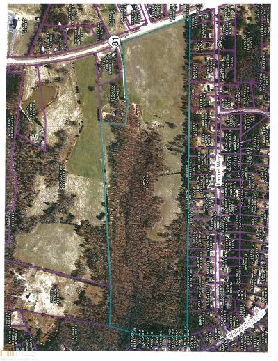 Covington Farm For Sale: S Highway 81