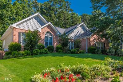 Snellville Single Family Home For Sale: 1455 Holly Lake Cir