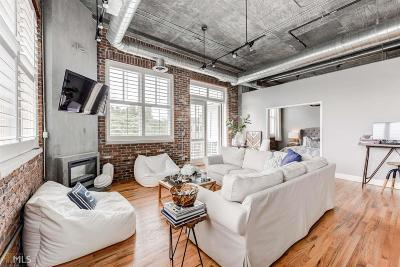 Buckhead Village Lofts Condo/Townhouse For Sale: 3235 Roswell