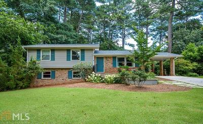 Chamblee Single Family Home For Sale: 2763 Pioneer Ct