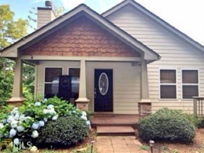 Dawsonville Single Family Home For Sale: 330 Amicalola Woods Rd
