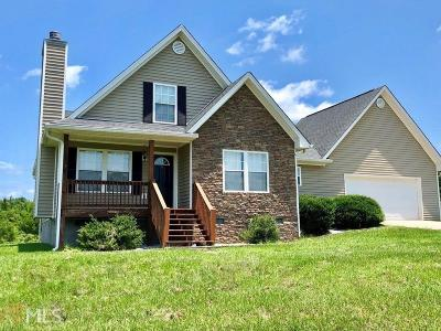 Elberton GA Single Family Home For Sale: $189,900