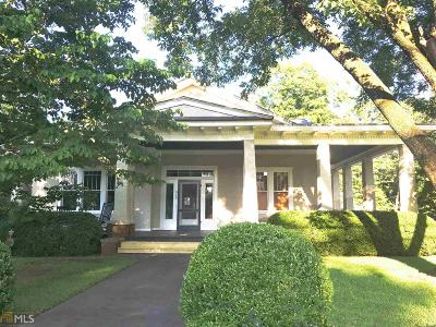 Monticello Single Family Home For Sale: 338 College St