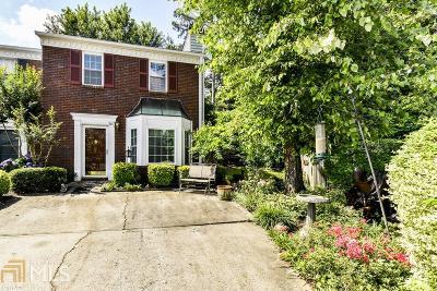 Marietta, Smyrna Condo/Townhouse For Sale: 681 Anderson Walk