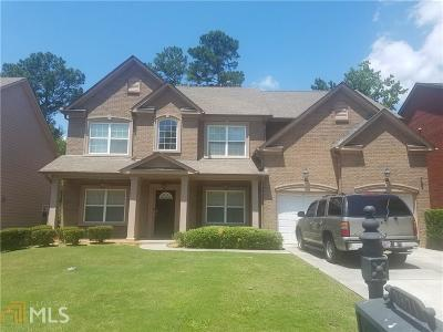 Lithonia Single Family Home For Sale: 3871 Paper Birch Ln