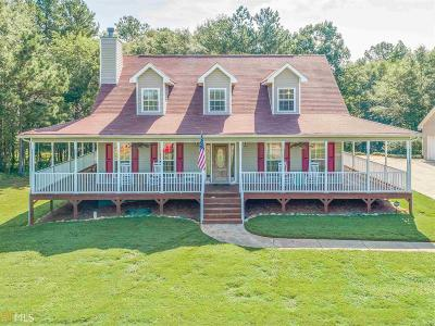 Butts County Single Family Home For Sale: 310 Rising Star Church Rd