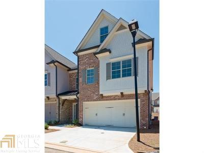 Cobb County Condo/Townhouse For Sale: 477 NW Springer Bnd