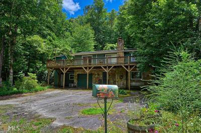 Rabun County Single Family Home For Sale: 60 Sylvan Lake Dr #45 &