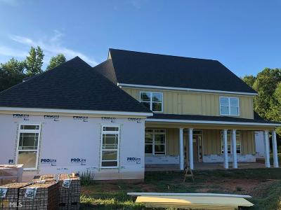Fayetteville Single Family Home For Sale: 135 Broad Meadows Ln
