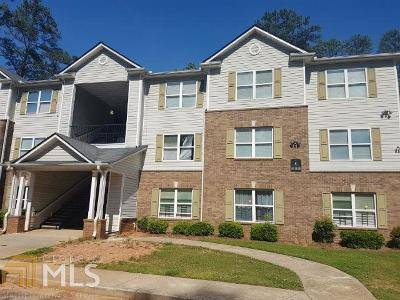 Lithonia Condo/Townhouse For Sale: 9301 Fairington Ridge Cir