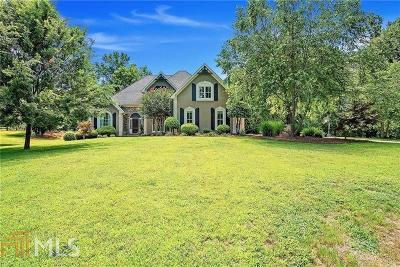 Alpharetta, Milton Single Family Home For Sale: 14455 Thompson Rd