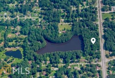 Conyers Residential Lots & Land For Sale: 3265 Highway 20