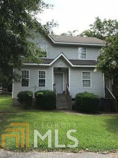 Barnesville Multi Family Home For Sale: 100 Moye