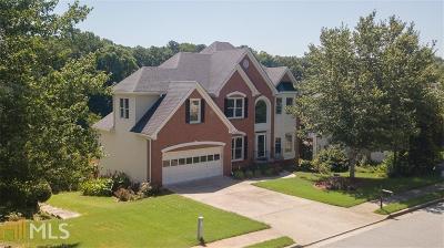 Suwanee Single Family Home For Sale: 2155 Laurel Lake Dr