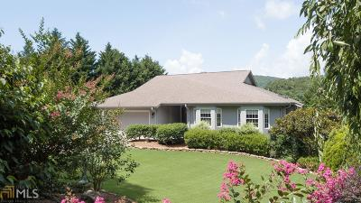 Clarkesville Single Family Home Under Contract: 524 Cottage Crest Dr