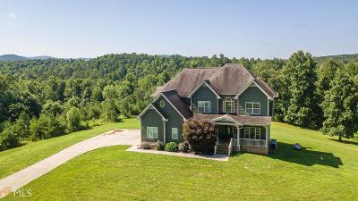 Gilmer County Single Family Home For Sale: 153 Johnson Mill Rd