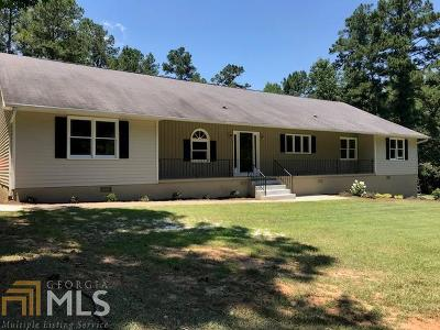 Haddock, Milledgeville, Sparta Single Family Home For Sale: 107 Village Way