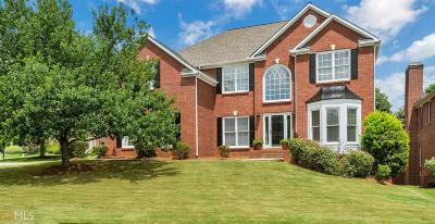 Smyrna Single Family Home For Sale: 4850 Clay Brooke Dr