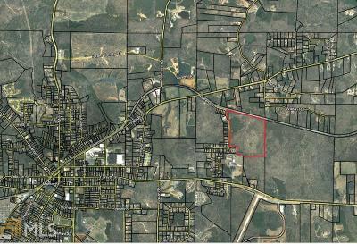 Barnesville Farm Under Contract: 319 Roberts Rd