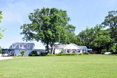 Single Family Home For Sale: 861 Cedar Ridge Rd