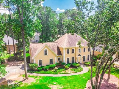 Stone Mountain Single Family Home For Sale: 7389 Tidewater Trce