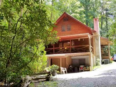 Rabun County Single Family Home For Sale: 189 Wild Azalea