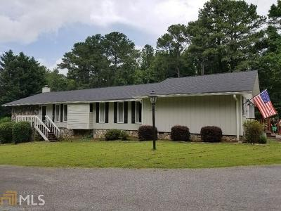 Stone Mountain Single Family Home For Sale: 5812 Old Stone Mountain Rd
