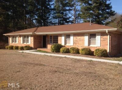 Douglas County Rental For Rent: 2210 Fairburn Rd