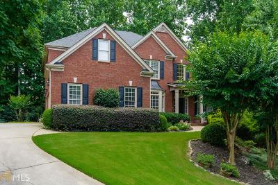 Roswell Single Family Home For Sale: 510 Garden Wilde Pl