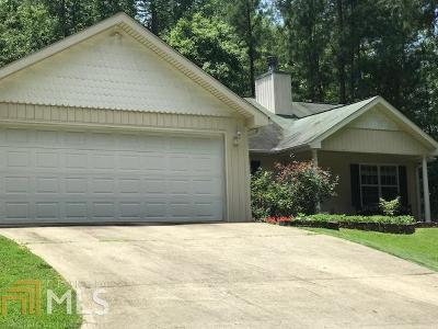 Buckhead, Eatonton, Milledgeville Single Family Home Under Contract: 176 Arrowhead Trl