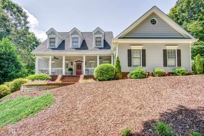 Flowery Branch Single Family Home Under Contract: 4536 Warwick Glen Pl